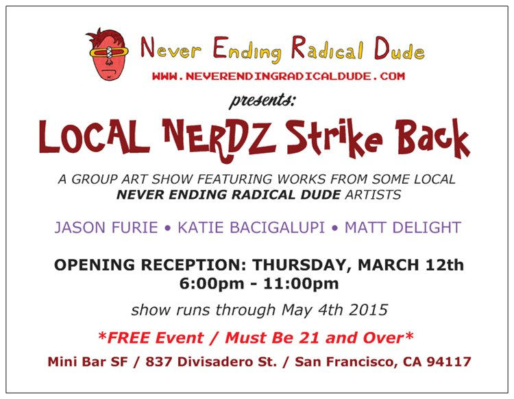 local nerdz strike back info