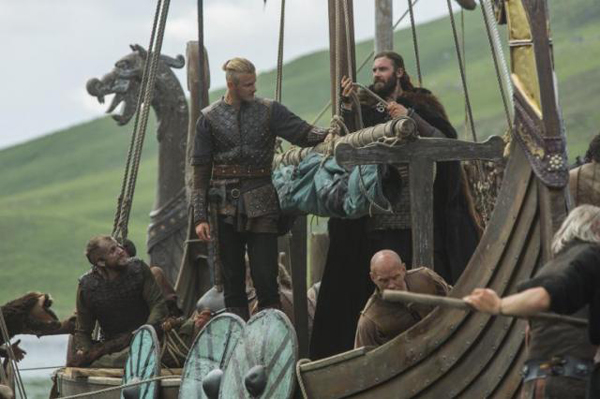 VIKINGS Season 3 Premiere Review