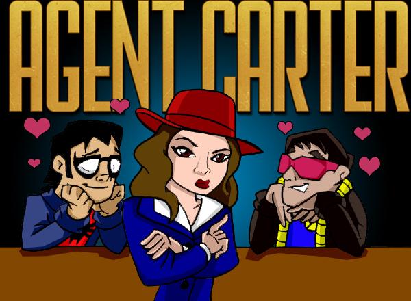 Marvelsphere Podcast Episode 7 – AGENT CARTER
