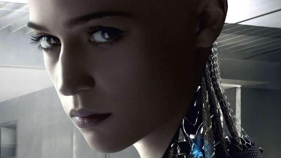 EX MACHINA Movie Trailer