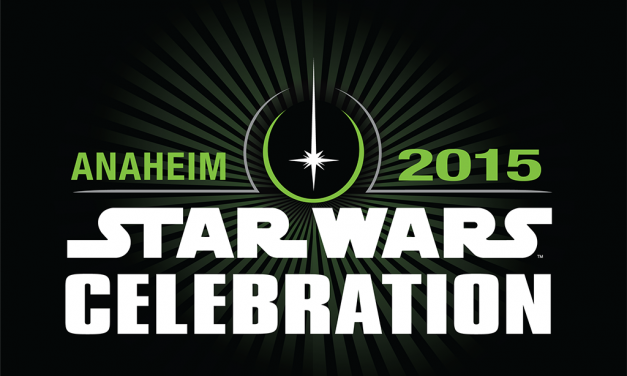 We're Heading to STAR WARS CELEBRATION 2015 in Anaheim!!