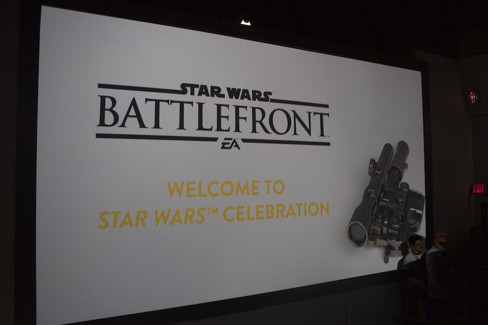 star wars battlefront stage
