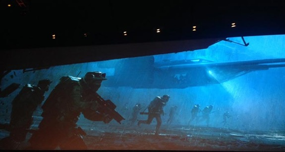 concept art from Star Wars: Rogue One CREDIT: Disney/Lucasfilm