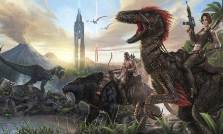 ARK: SURVIVAL EVOLVED Looks Like the Coolest Dinosaur Game EVER!