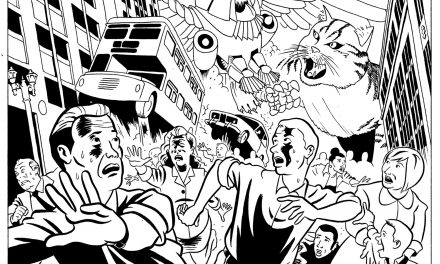 QUICK DRAW SF #13: San Francisco Comics Fest TOMORROW!!