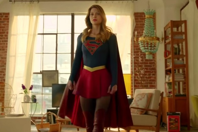 First Extended Look at CBS' SUPERGIRL!