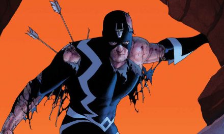 Top 5 Comic Book Picks for April 2015
