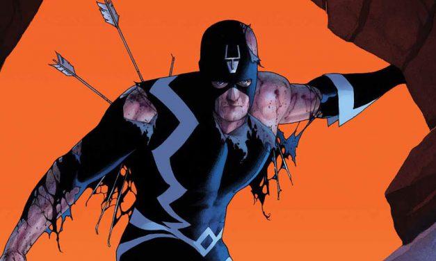 Top 5 Comic Book Picks for April 2015