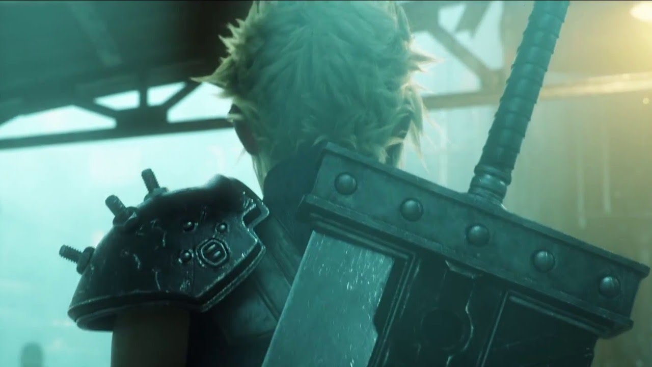 final fantasy 7 remake square enix sony