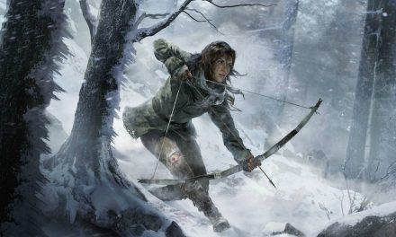 New RISE OF THE TOMB RAIDER Teaser