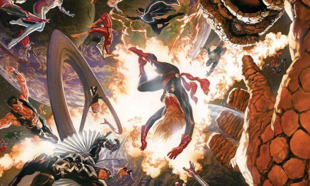 Top 5 Comic Book Picks for May 2015