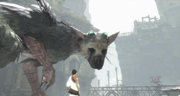 the last guardian team ico sony