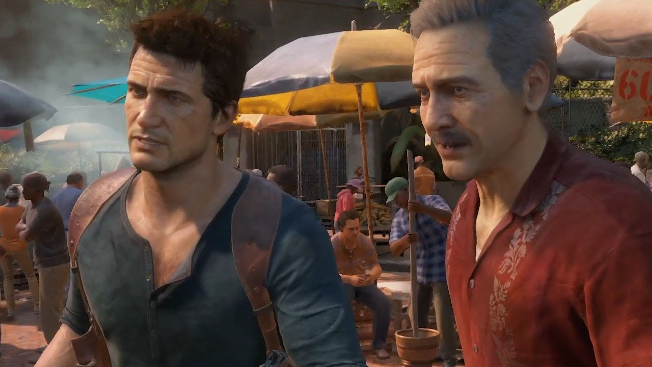 uncharted 4 e3 naughty gog sony