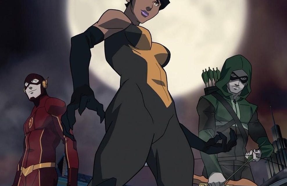 SDCC 2015: ARROW/FLASH Animated Spinoff Series VIXEN Trailer
