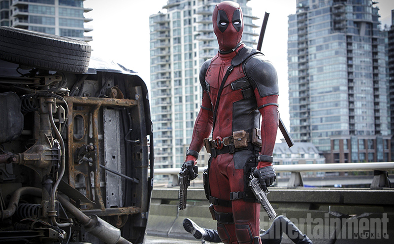 Solid Look at Ryan Reynolds as DEADPOOL…Again