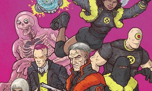 Top 5 Comic Book Picks for June 2015