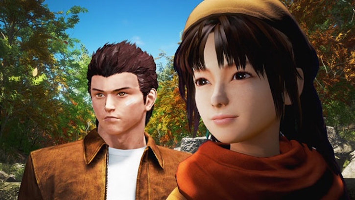 Let's All Support SHENMUE 3!