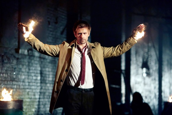CONSTANTINE to Appear on ARROW!