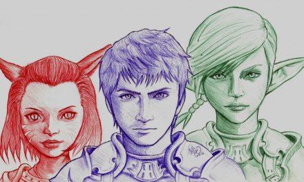 FINAL FANTASY XIV: A REALM REBORN Video Game Review