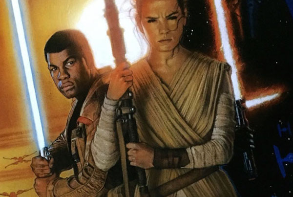 STAR WARS: THE FORCE AWAKENS Poster Revealed!