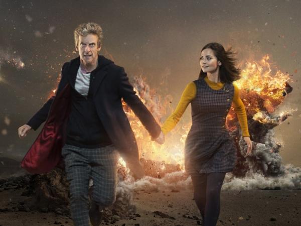DOCTOR WHO Season 9 Premiere Review