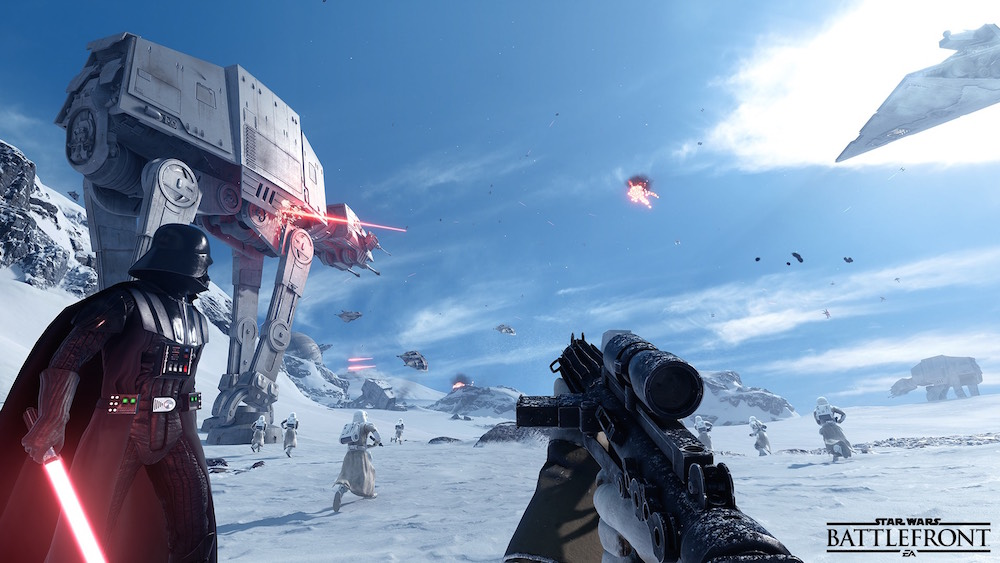 STAR WARS BATTLEFRONT Beta Coming in October