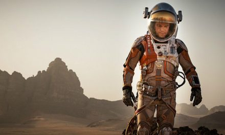 THE MARTIAN Movie Trailer