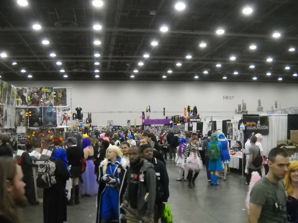 Field Trip: YOUMACON 2015