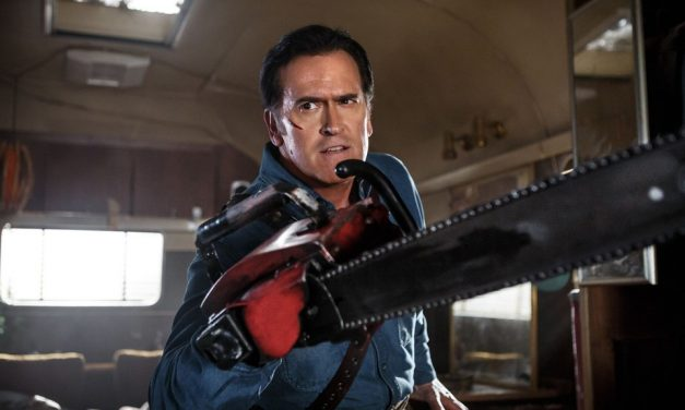 ASH VS EVIL DEAD Premiere Review