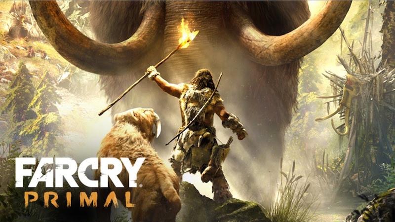 FAR CRY PRIMAL Video Game Trailer