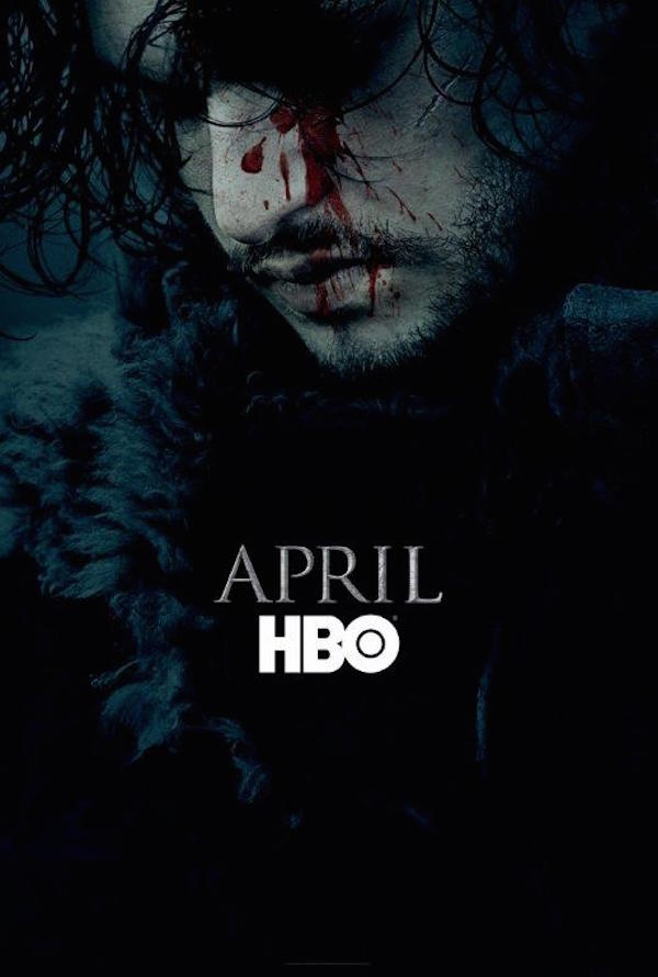 got hbo teaser poster 2015