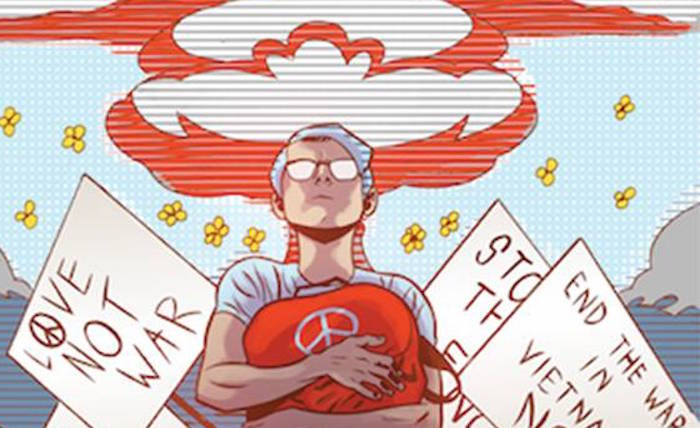 JUST ANOTHER SHEEP #1 Comic Book Review!