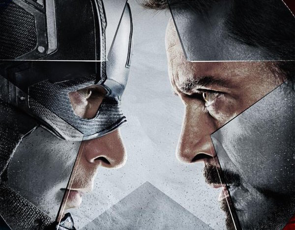 CAPTAIN AMERICA: CIVIL WAR Trailer!!