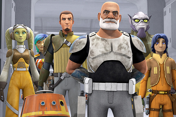 "STAR WARS REBELS Season 2's ""The Lost Commanders"" Review"