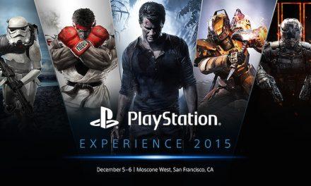 PLAYSTATION EXPERIENCE 2015 Keynote Presentation Impressions