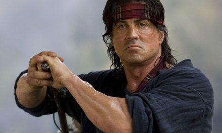 SYLVESTER STALLONE Retires John Rambo