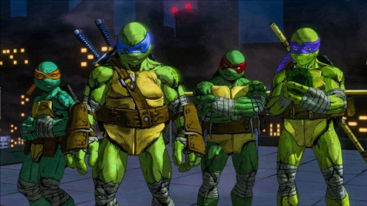 TMNT: MUTANTS IN MANAHATTAN Video Game Announced with Trailer!