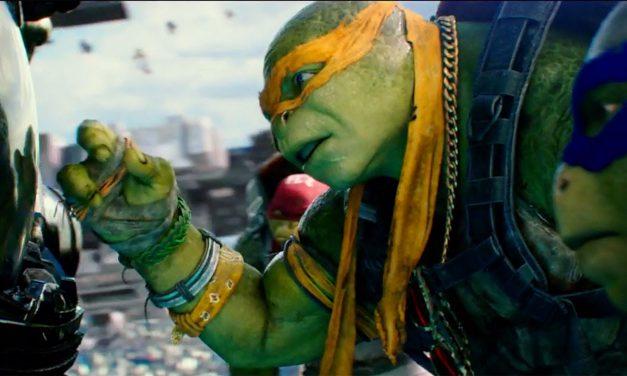 TMNT 2 Super Bowl Trailer Review!