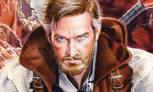 Top 5 Comic Book Picks for January 2016
