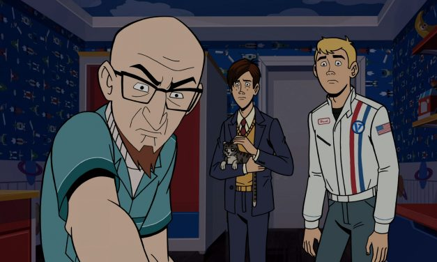 THE VENTURE BROTHERS Season 6 premiere Review
