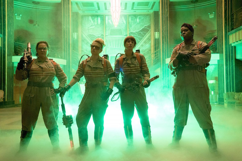 GHOSTBUSTERS (2016) Movie Trailer