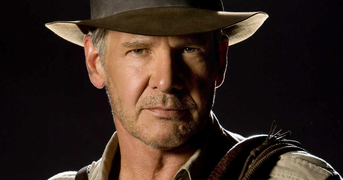 INDIANA JONES 5 Officially Announced with Spielberg and Ford!