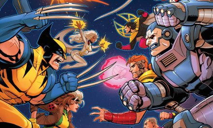 Let's Try this X-MEN '92 Thing Again Shall We?