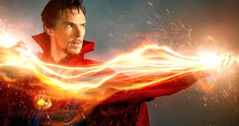 Marvel's DOCTOR STRANGE Movie Teaser