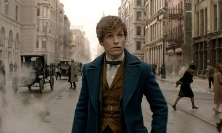 Newest FANTASTIC BEASTS AND WHERE TO FIND THEM Movie Trailer