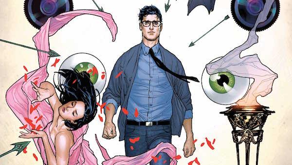 superman american alien dc Ryan Sook