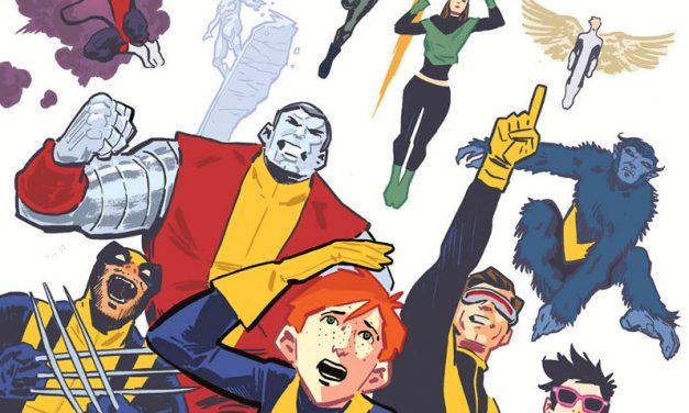 Top 5 Comic Book Picks for February 2016