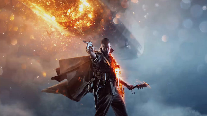 BATTLEFIELD 1 Officially Announced with Release Date and Trailer
