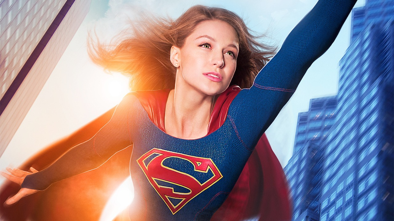 supergirl cw cbs