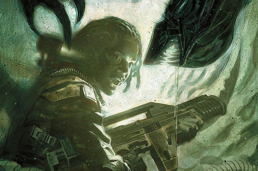 aliens defiance dark horse massimo carnevale